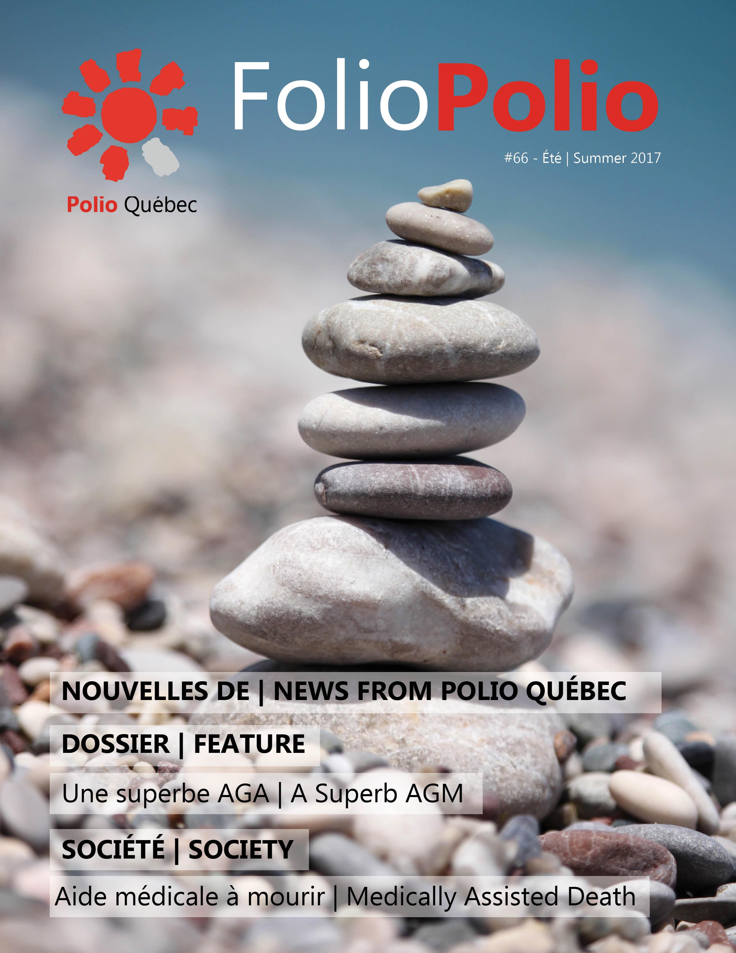 FolioPolio_Été 2017_couverture